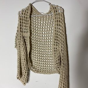 FREE PEOPLE SWEATER NWOT SIZE SMALL